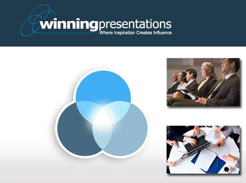 https://www.winningpresentations.com website