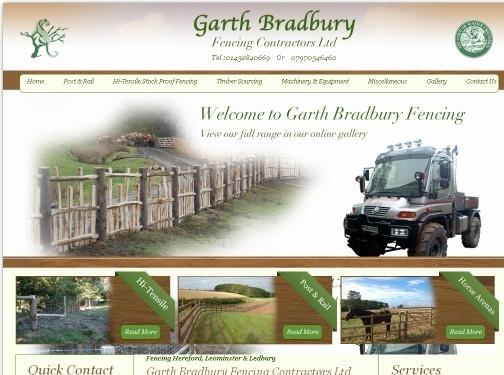 http://www.gbfencingcontractors.com/ website