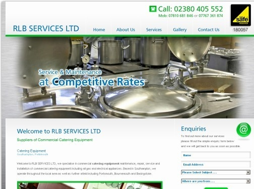 http://www.rlbservicessouthampton.co.uk/ website