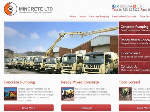 http://www.mincrete.co.uk/ website