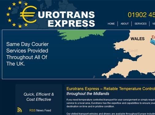 https://www.eurotransexpress.co.uk/ website