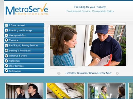 http://www.metroserve.co.uk/ website