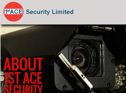http://www.1stacesecurity.co.uk/ website