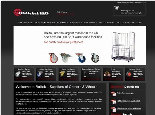 https://rolltek.co.uk/ website