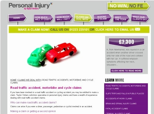 https://www.slatergordon.co.uk/personal-injury-claim/?q=claims-we-deal-with%2froad-traffic-accidents-and-cycle-claims website
