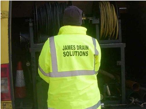 https://www.jamesdrainssolutions.co.uk/ website