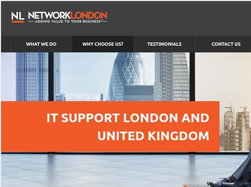 https://www.networklondon.co.uk/ website