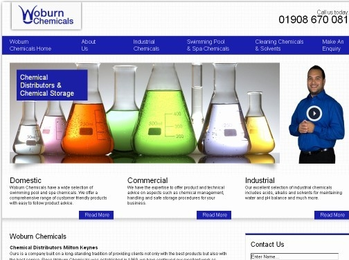 http://www.woburnchemicals.co.uk/ website