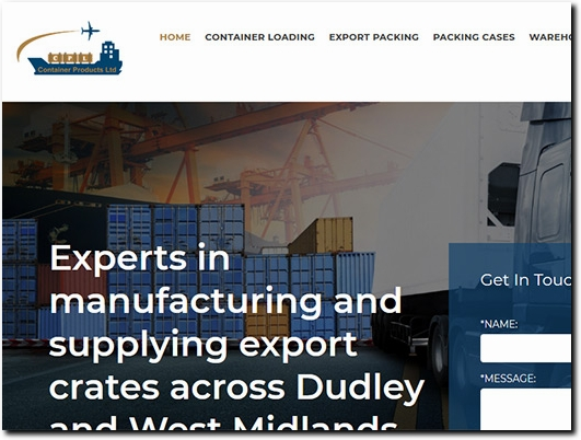 https://www.containerproducts.co.uk/ website