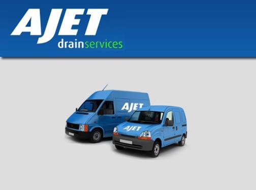 https://www.ajet-drains.co.uk/ website
