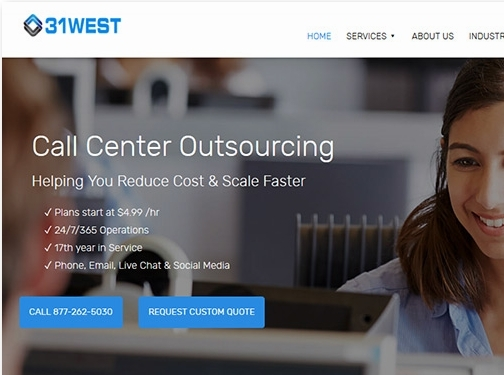 https://www.31west.net/services/customer-service/ website